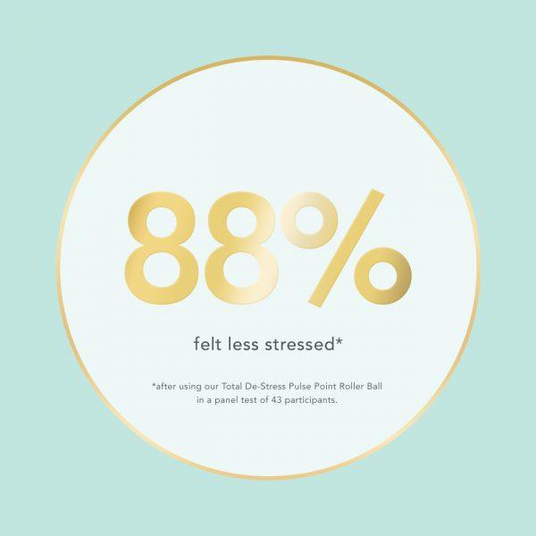 Total De-Stress Pulse Point Roller Ball