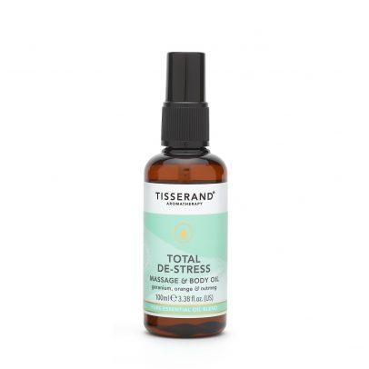 Total De-Stress Massage & Body Oil