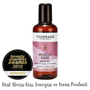 Best Stress Less - Muscle Ease Bath Oil