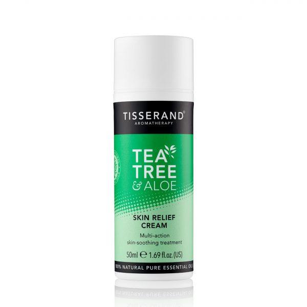 Tea Tree & Aloe Skin Relief Cream