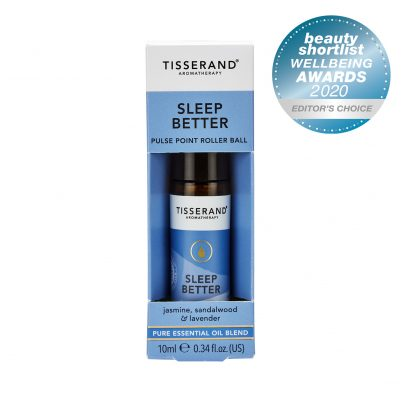 Tisserand Aromatherapy Sleep Better Pulse Point Roller Ball
