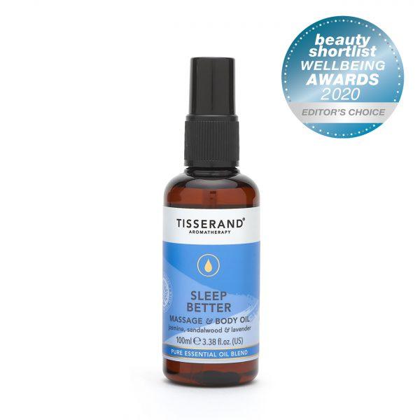 Sleep Better Massage & Body Oil
