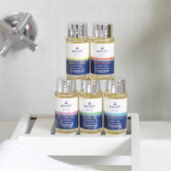 Bath Oils Collection Box