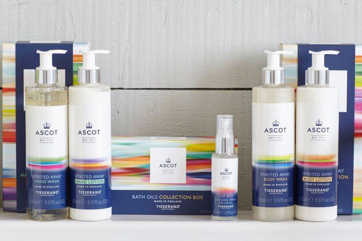 Tisserand Aromatherapy Ascot Collection