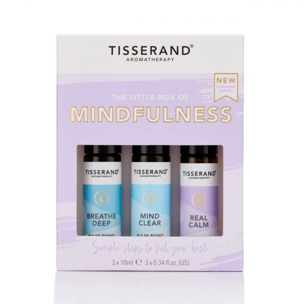 Tisserand Aromatherapy | The Little Box of Mindfulness Front