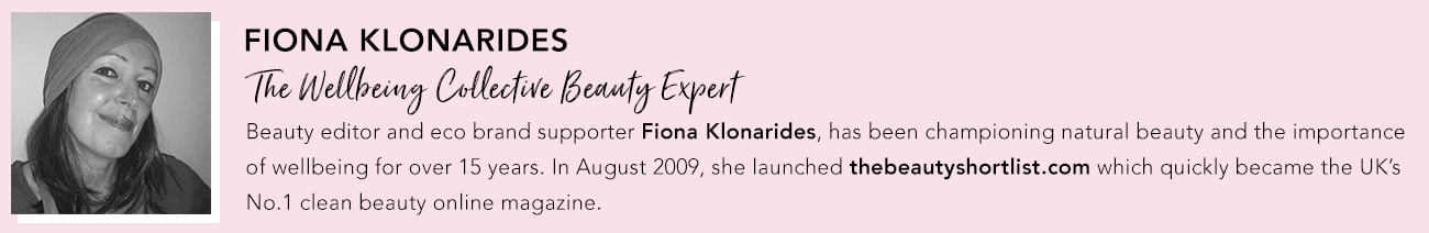 Fiona Klonarides Wellbeing Collective Beauty Expert