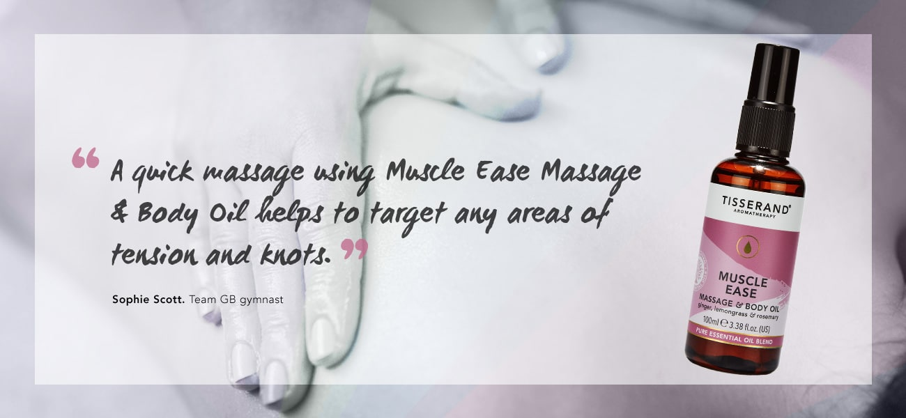 Muscle Ease Massage & Body Oil
