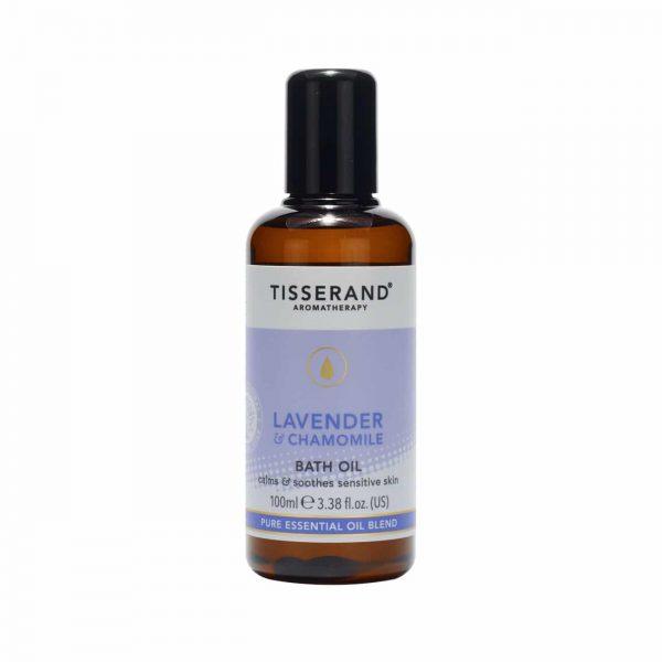Lavender & Chamomile Bath Oil