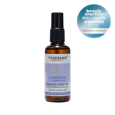 Tisserand-Aromatherapy-Lavender-Chamomile-Massage and Body-Oil