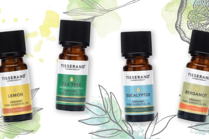 Make aromatherapy ...