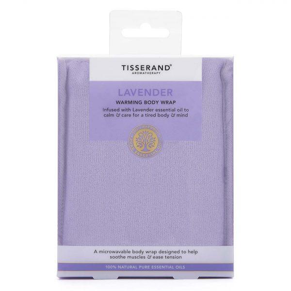 Lavender Body Wrap Boxed