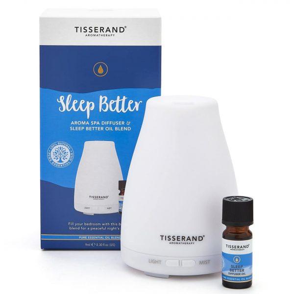 Sleep Better Aroma Spa