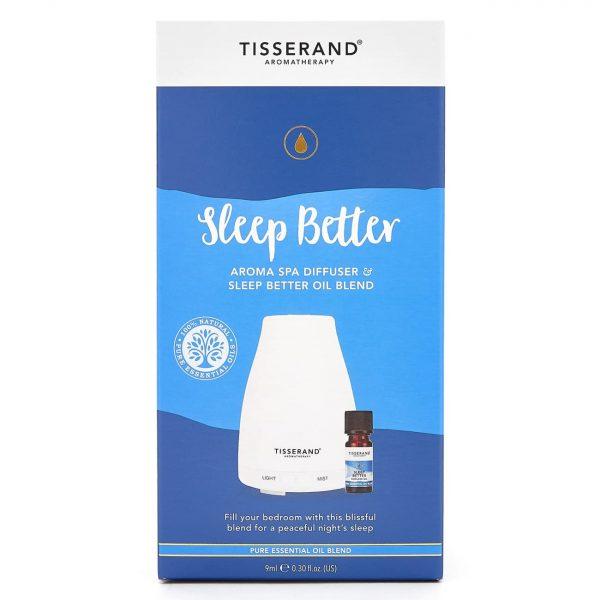 Sleep Better Aroma Spa 2