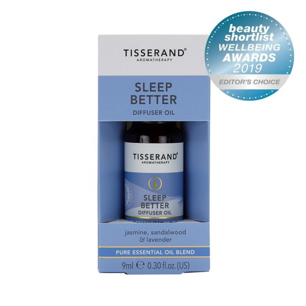 Tisserand Aromatherapy Sleep Better Diffuser Oil