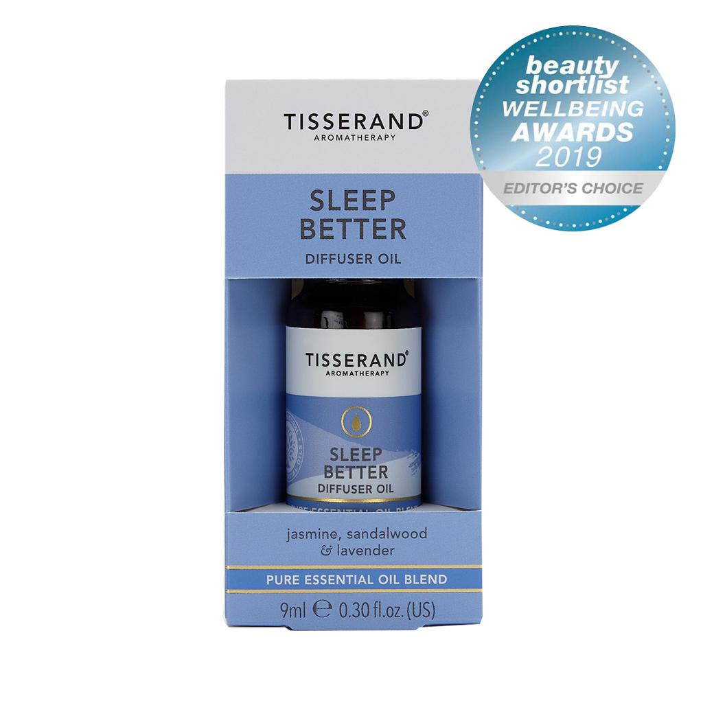Sleep Better Diffuser Oil Tisserand Aromatherapy