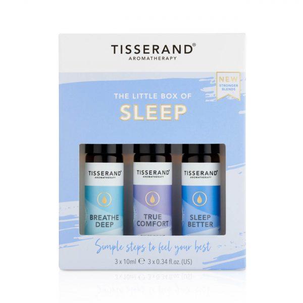 Tisserand Little Box of Sleep Front