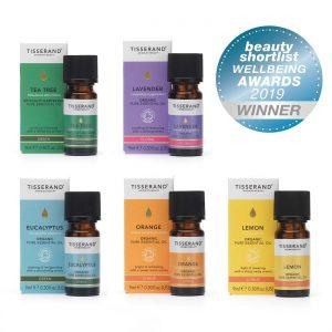 essential oils award