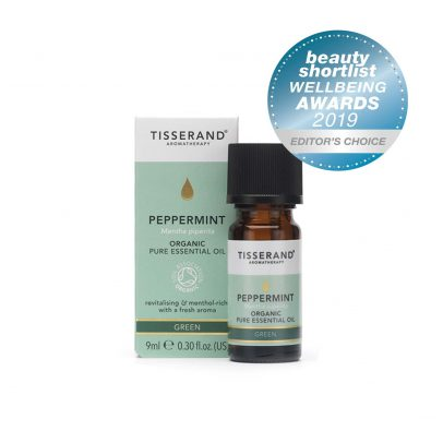 Peppermint Essential Oil Beauty Shortlist Awards 2019