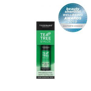 tea tree rescue stick award