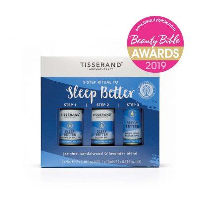 3-Step to Sleep Better Kit Beauty Bible Awards 2019