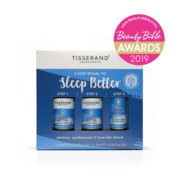 3-Step to Sleep Better Kit Beauty Bible Awards 2019