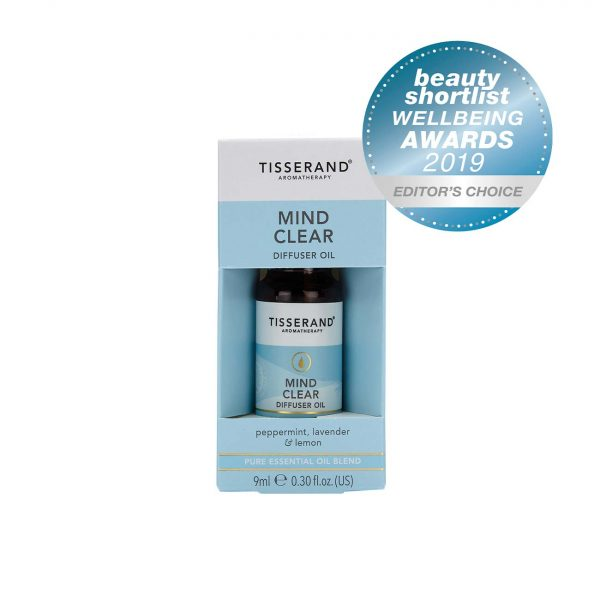 Mind Clear Diffuser Oil Beauty Shortlist Award Winner 2019