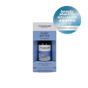 Sleep Better Diffuser Oil Beauty Shortlist Awards 2019