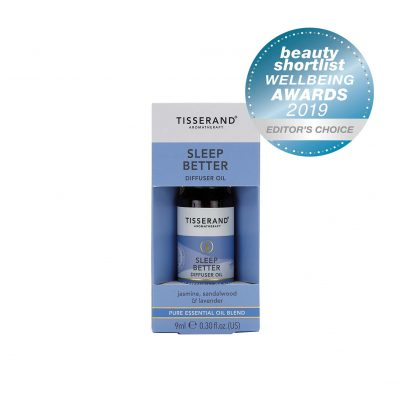 Sleep Better Diffuser Oil Beauty Shortlist Awards 2019