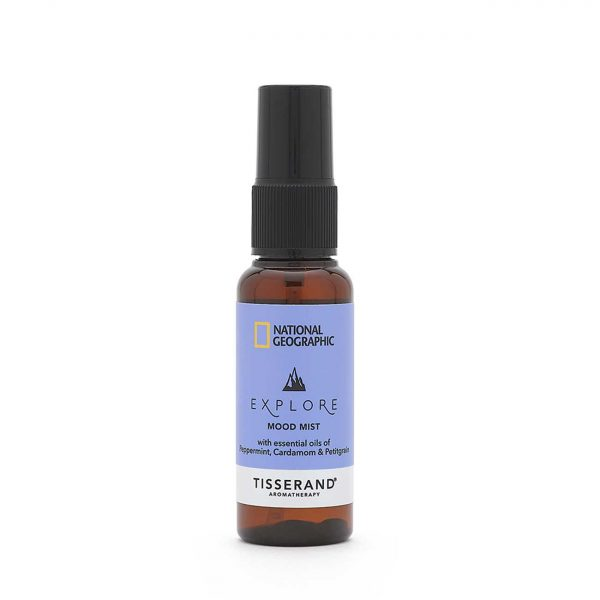 Explore Mood Mist - Tisserand Aromatherapy x National Geographic