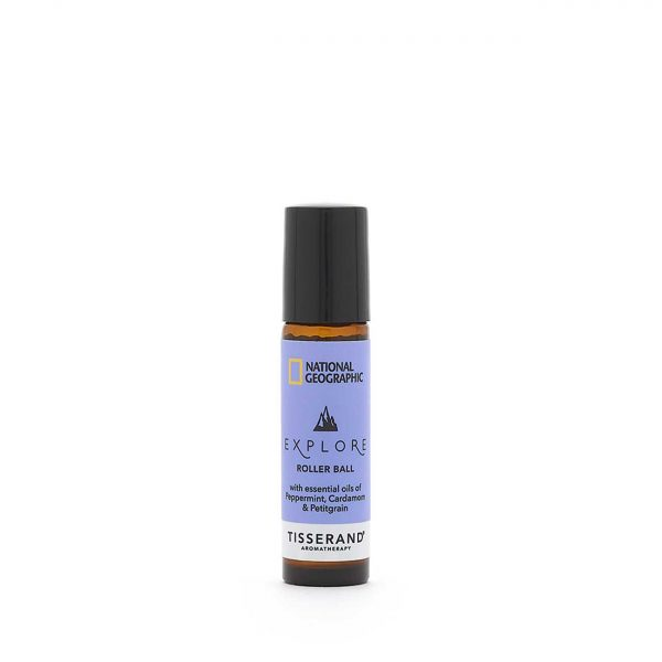 Explore Roller Ball - Tisserand Aromatherapy x National Geographic