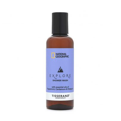 Explore Shower Wash - Tisserand Aromatherapy x National Geographic