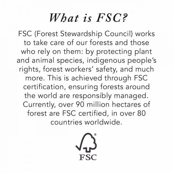 FSC White