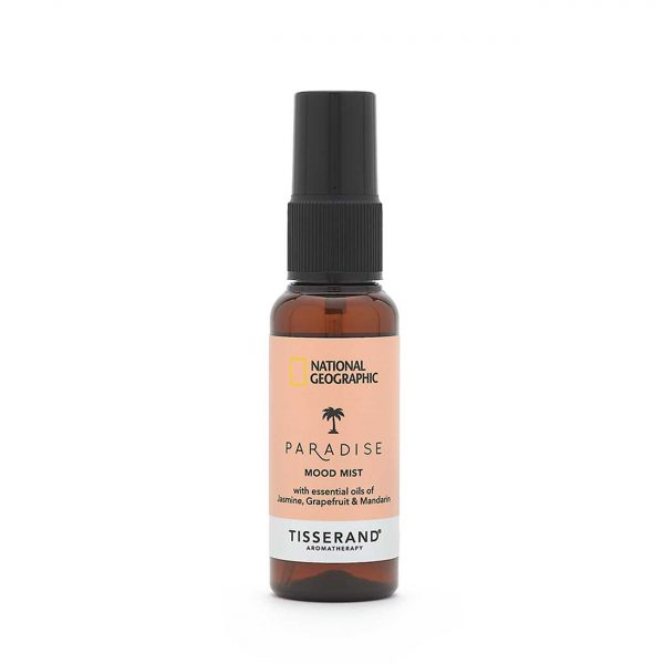 Paradise Mood Mist - Tisserand Aromatherapy x National Geographic