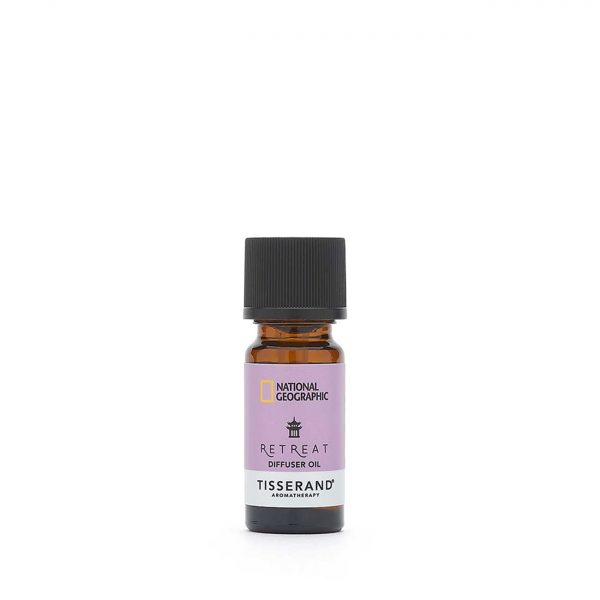 Retreat Diffuser Oil - Tisserand Aromatherapy x National Geographic