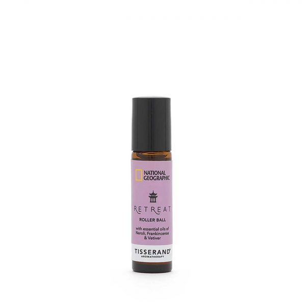 Retreat Roller Ball - Tisserand Aromatherapy x National Geographic