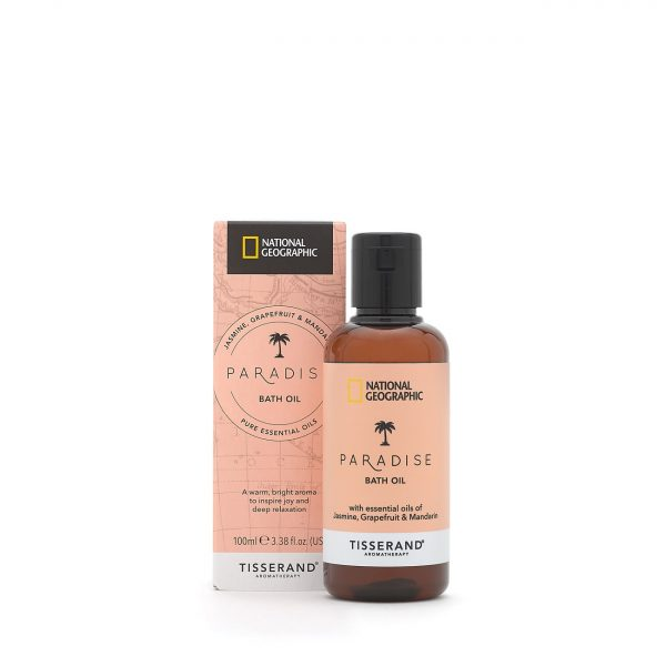 National Geographic Paradise Bath Oil