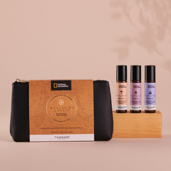 Wellbeing Escape Roller Ball Collection