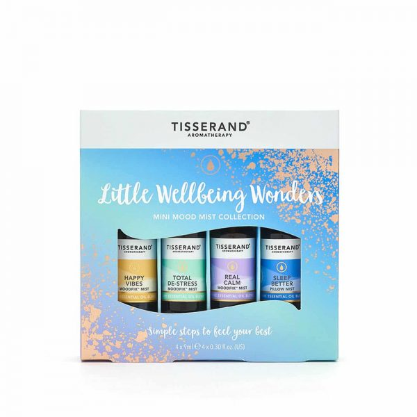 Little Wellbeing Wonders Mist Collection