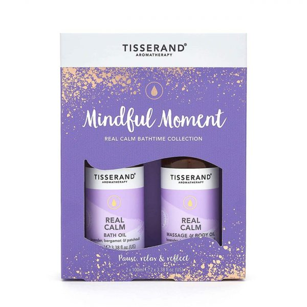 Mindful Moment Real Calm Bathtime Collection