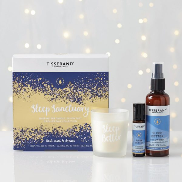 Tisserand-Aromatherapy-Sleep-Sanctuary-Gift Of Wellbeing