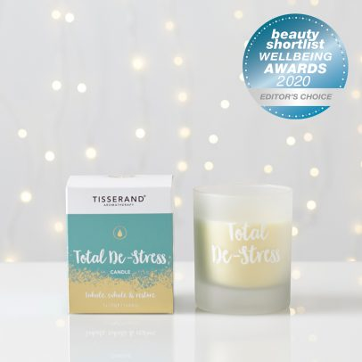 Tisserand Aromatherapy Total De-Stress Candle