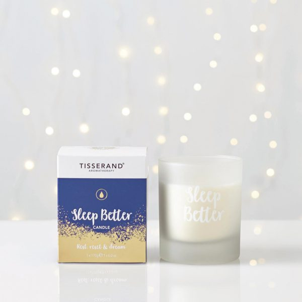 Tisserand Aromatherapy Sleep Better Candle