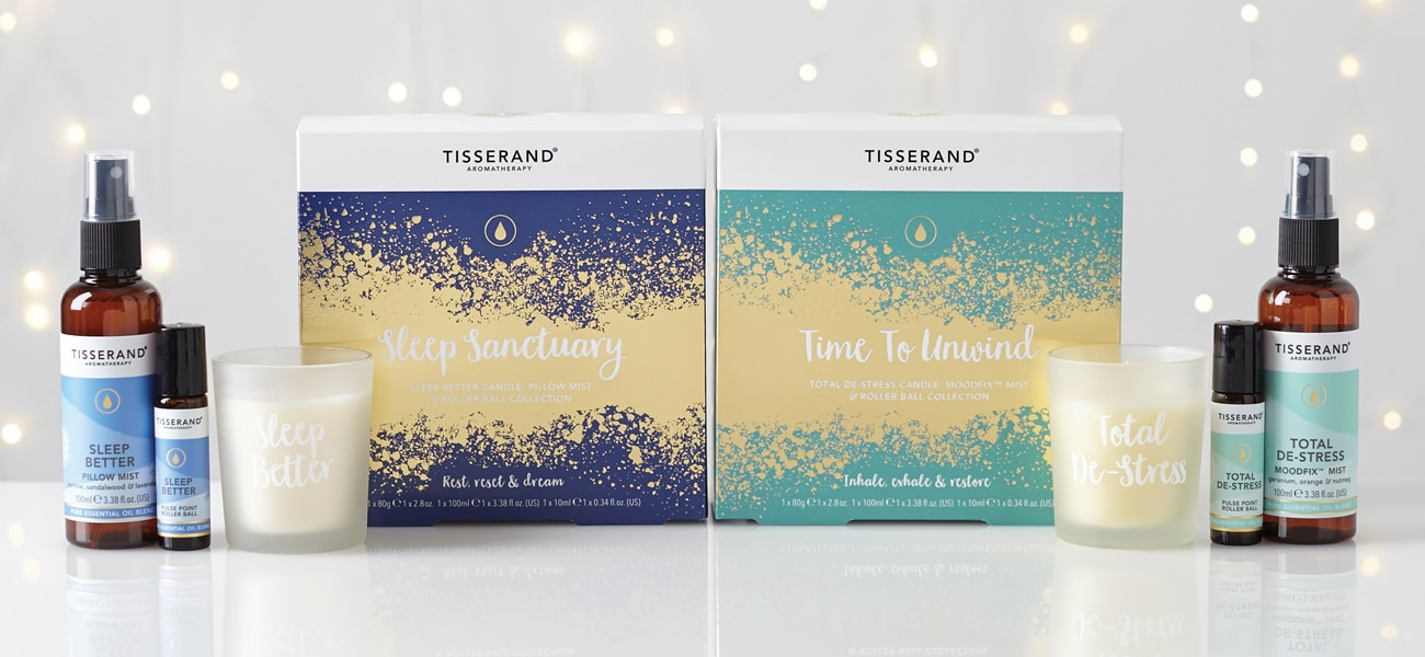 Give The Gift Of Wellbeing This Christmas Tisserand Aromatherapy