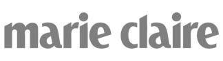 Marie Claire magazine logo