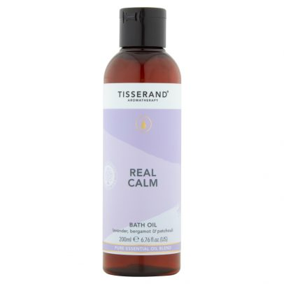 Real Calm Bath Oil