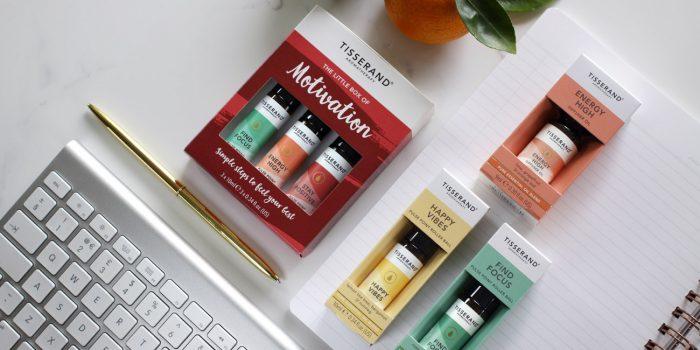 Tisserand Aromatherapy Little Box Of Motivation