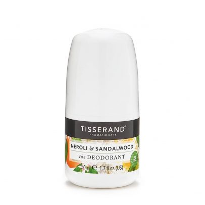 Neroli and Sandalwood Natural Deodorant