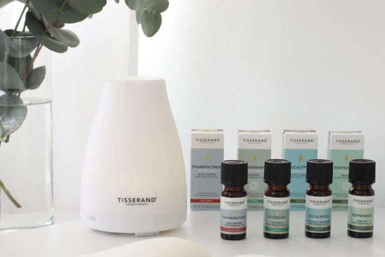Diffuser blends to help you focus