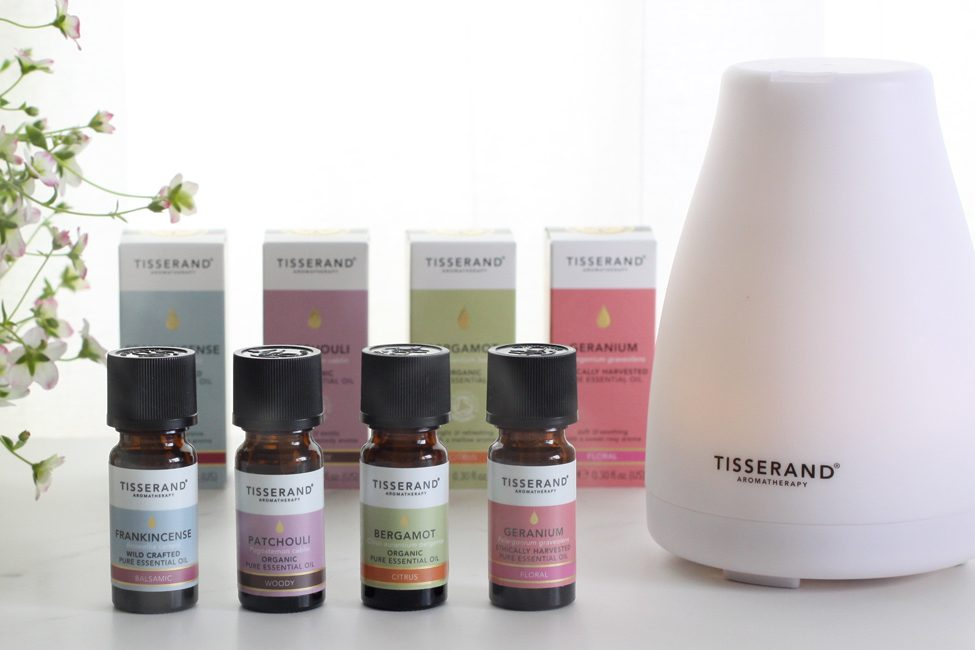 Aroma Spa Diffuser blends to create some calm at home