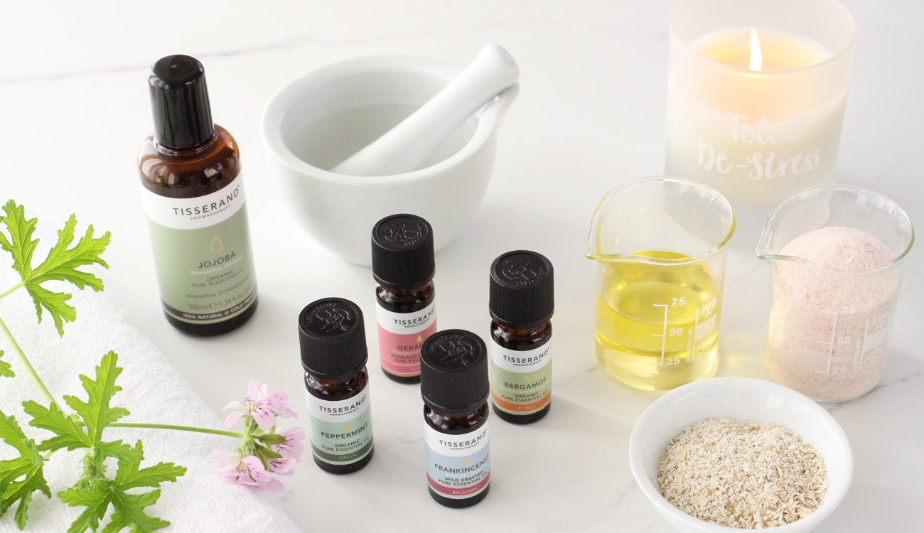 Create Your Own Home Spa